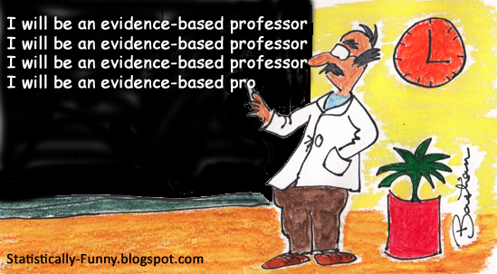 Blackboard-professor