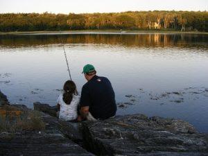 """Teach a woman to fish.."""